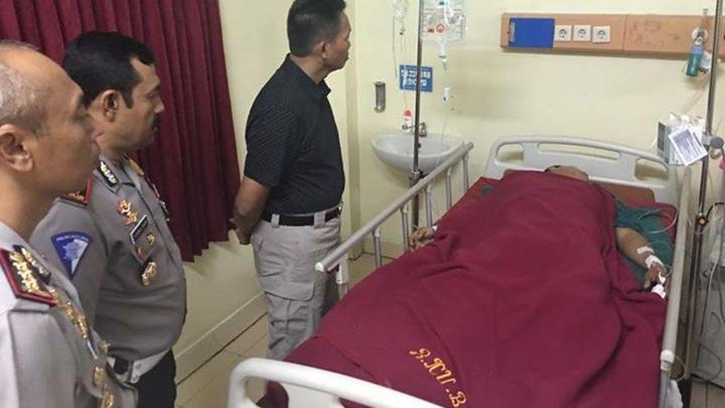 Polisi Tangkap 6 Orang Pelaku Pengeroyokan Brigadir Hanafi di GBK