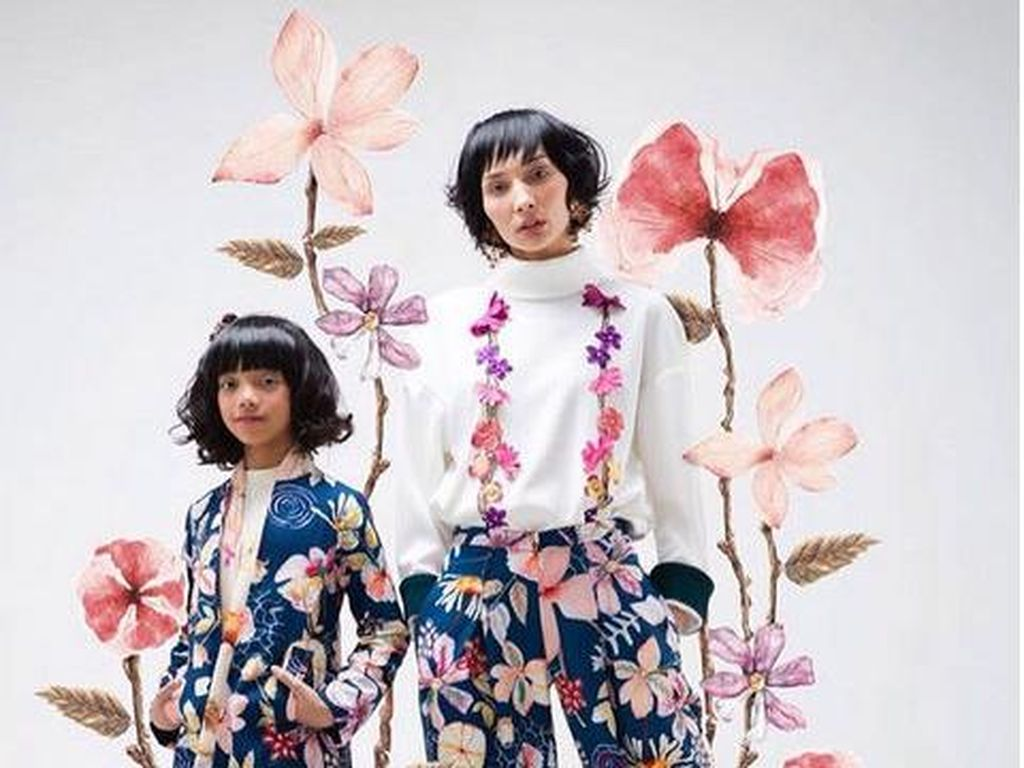 Sold Out, Baju Lebaran Karya Mel Ahyar dan Naura Jadi Favorit Ibu-ibu