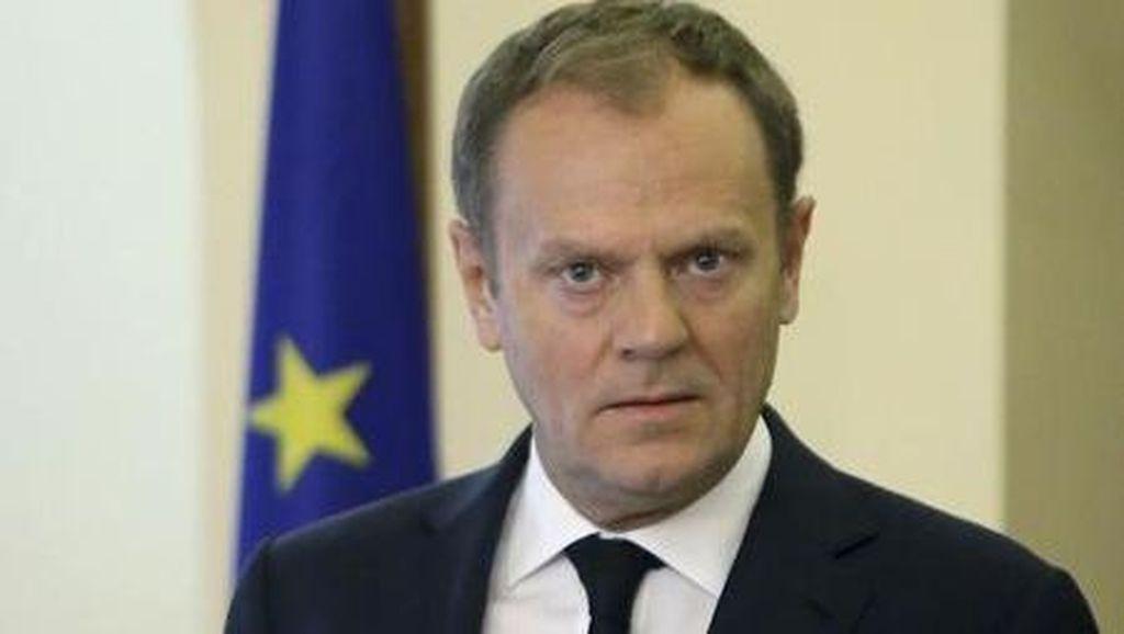 Presiden Dewan Eropa: 27 Negara Uni Eropa Tetap Akan Bersatu