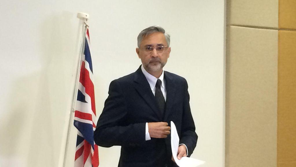 Dubes Inggris: Hubungan Inggris dengan Indonesia Akan Tetap Erat