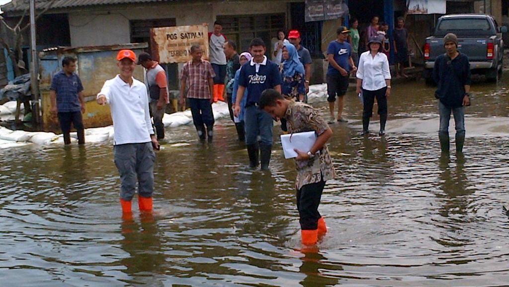 Jelang Arus Mudik, 'Banjir' Rob di Semarang Ditetapkan Sebagai Darurat Bencana
