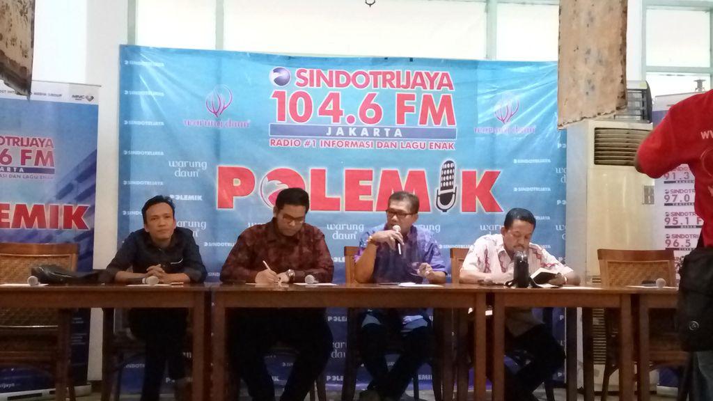Golkar: Kami Realistis dalam Mendukung, Rakyat Jakarta Suka Ahok