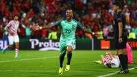 Portugal Singkirkan Kroasia Lewat Gol di Perpanjangan Waktu