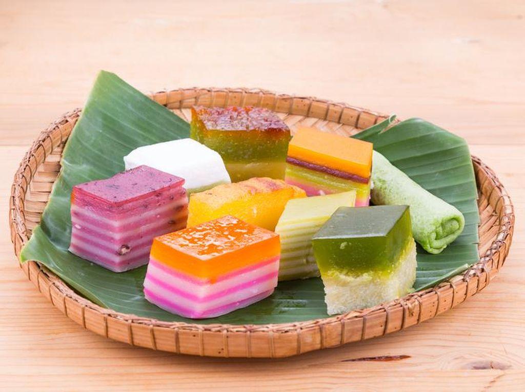 Kue Bhoi dan Seri Muka, Kue Tradisional yang Cocok untuk Suguhan Lebaran