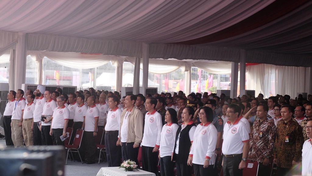Jokowi Perang Melawan Narkoba: Harus Ada Langkah-langkah Progresif!
