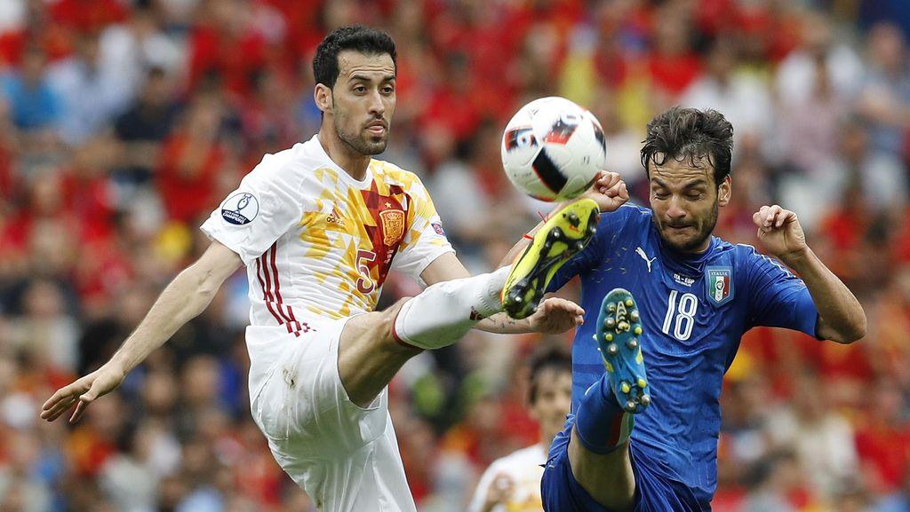 Data dan Fakta Seputar Kemenangan Italia atas Spanyol