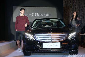 Mercy Perkenalkan C-Class Estate dan C-Class Coupe