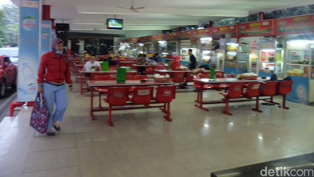 Rest Area KM 19 Jakarta-Cikampek Tidak Luas, Pemudik Disarankan Tak Berlama-lama