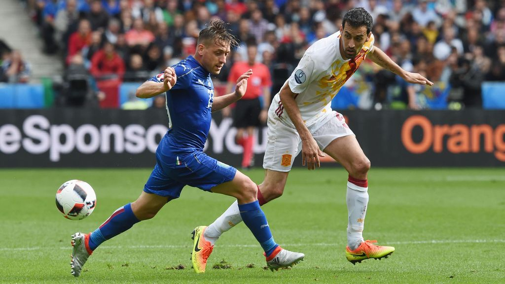 'Mestinya Italia Menang Lebih dari 2-0'