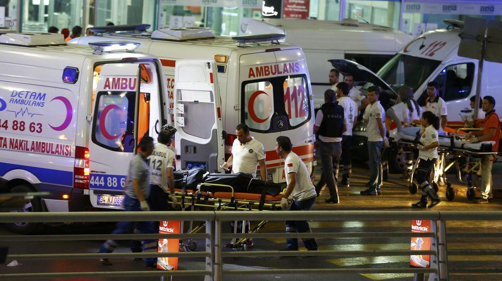 Korban Jiwa Bom Istanbul Bertambah Jadi 44 Orang, Termasuk Bocah Palestina