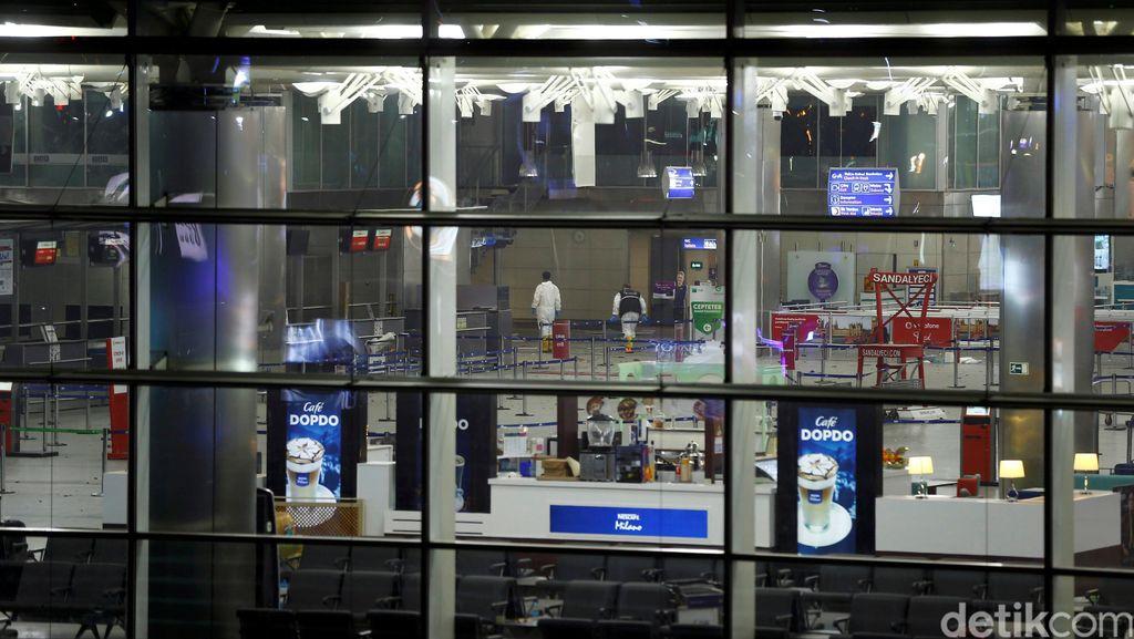 Bom Bunuh Diri di Bandara Istanbul, Saksi Mata Sebut Situasi Sangat Mengerikan