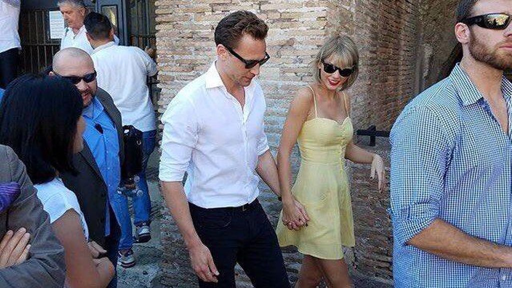 Sering Pamer Kemesraan, Asmara Taylor Swift dan Tom Hiddleston Settingan?