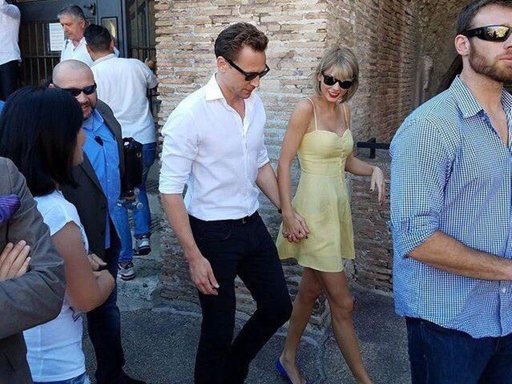 Daftar Harga Baju yang Dipakai Taylor Swift Saat Kencan dengan Tom Hiddleston