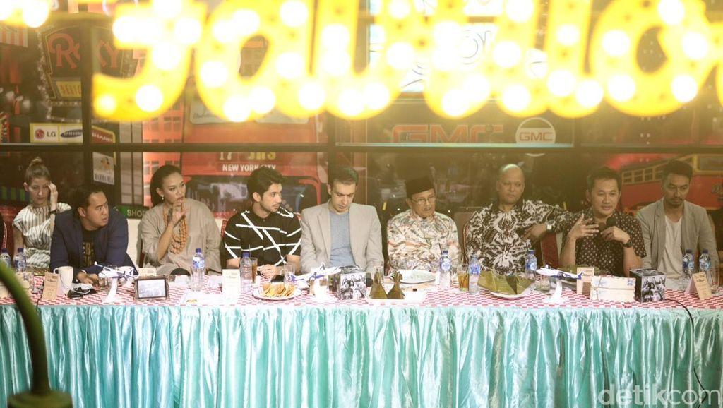 Kisah Lain dari Proses Syuting Film 'Rudy Habibie'