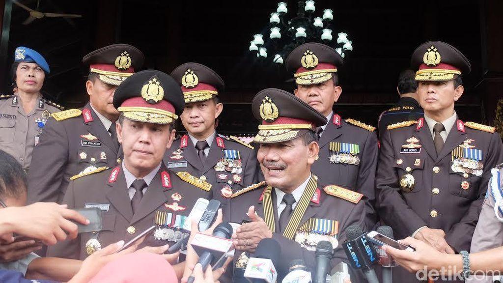 Cerita Jenderal Badrodin Soal Polri yang Tak Solid di Awal Kepemimpinannya