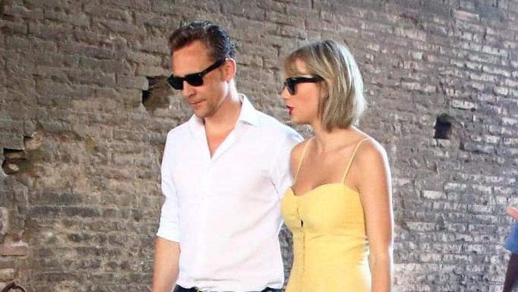 Tom Hiddleston Tak Peduli Kata Orang Soal Asmara dengan Taylor Swift