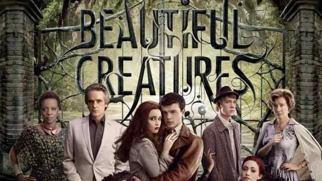 'Beautiful Creatures' Ramaikan Malam Minggu di Bioskop Trans TV