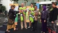 Wagub NTB Nilai GFNY Punya Nilai Strategis dalam Promosi Kebudayaan