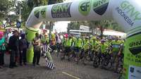 300 Pegowes Ramaikan Launching GFNY di Jakarta