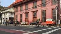'Pemanasan' yang Menyenangkan GFNY Indonesia di Ibukota