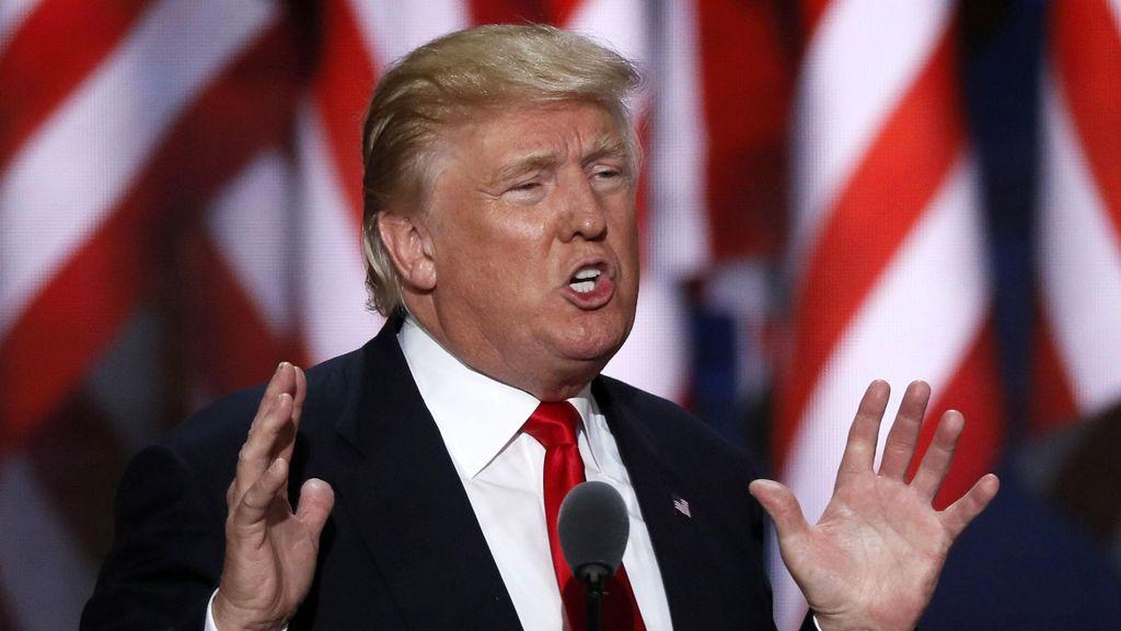 Mantan Wali Kota New York: Presiden Trump? 'Tuhan Tolong Kami'