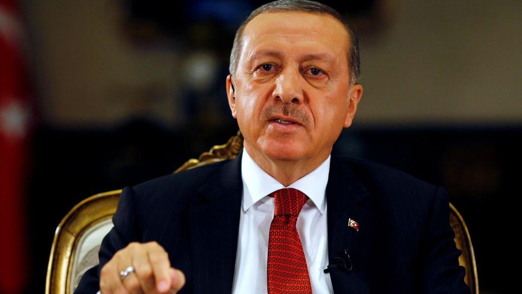 Dikritik Barat Soal Tindakan Turki Usai Kudeta, Erdogan Kesal