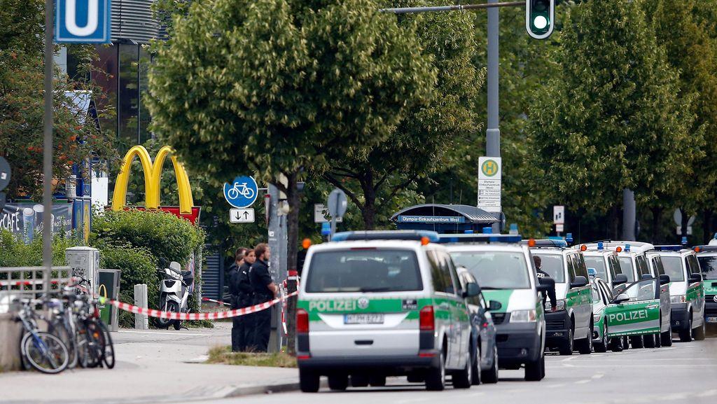 Ini Video Amatir Detik-detik Penembakan Brutal di Munich