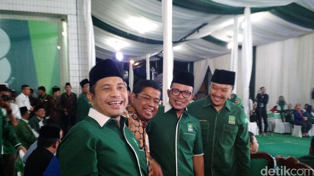 Canda 3 Menteri PKB ke Sekjen Golkar Idrus Marham di Tengah Isu Reshuffle