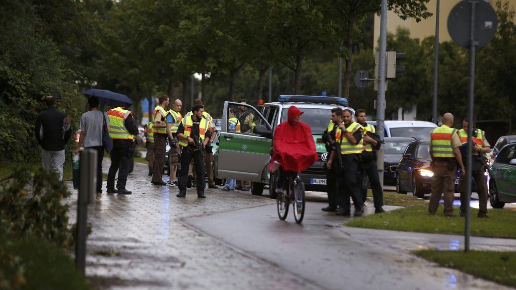 Pelaku Penembakan Masih Diburu, Transportasi Umum di Munich Ditutup
