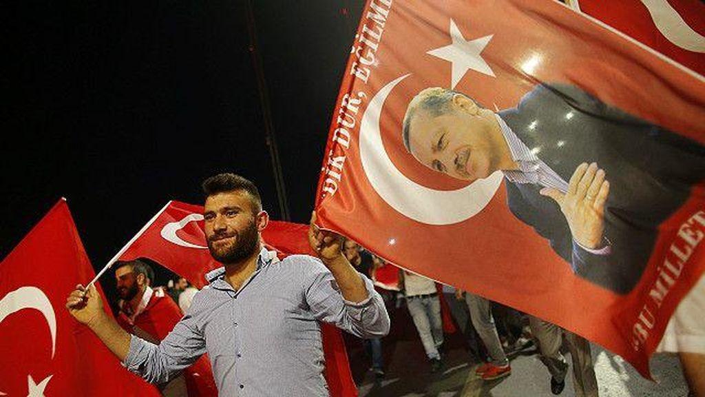 Turki Perpanjang Masa Penahanan Tanpa Dakwaan Selama 30 Hari