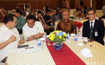 BPK Gelar Seminar Kaji Peluang Dana Politik Dibiayai APBN