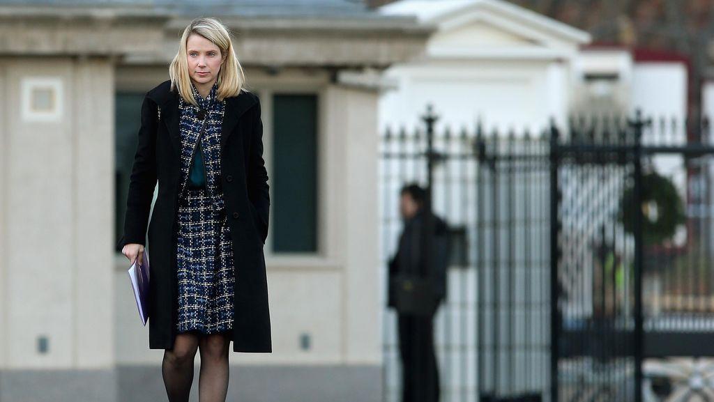 'Evita Peron' Pun Gagal di Yahoo