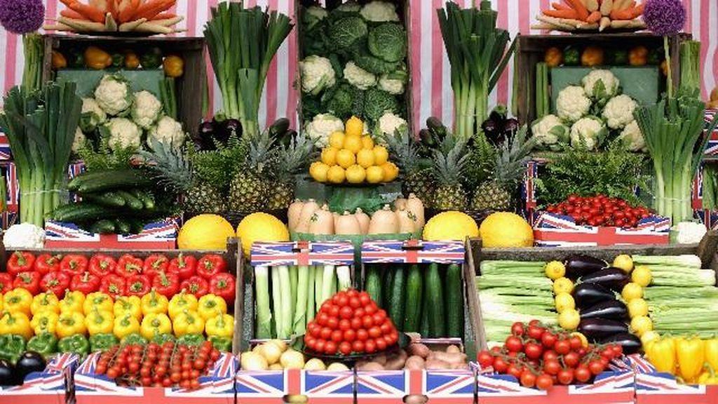 Meskipun Sudah Dicuci Bersih, Sayuran dan Buah Belum Tentu Aman Dikonsumsi