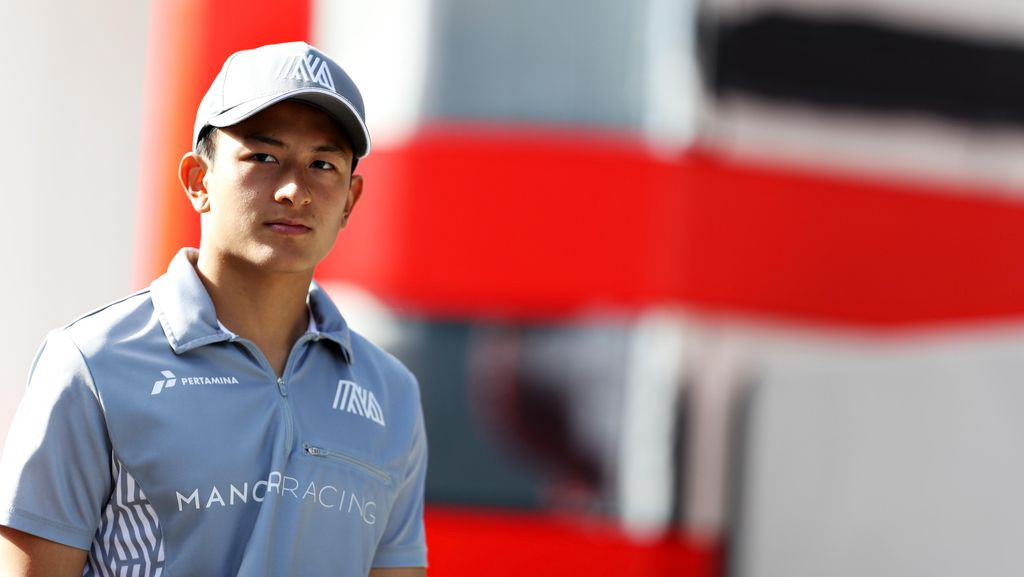 Rabu, Manor Putuskan Masa Depan Rio di F1