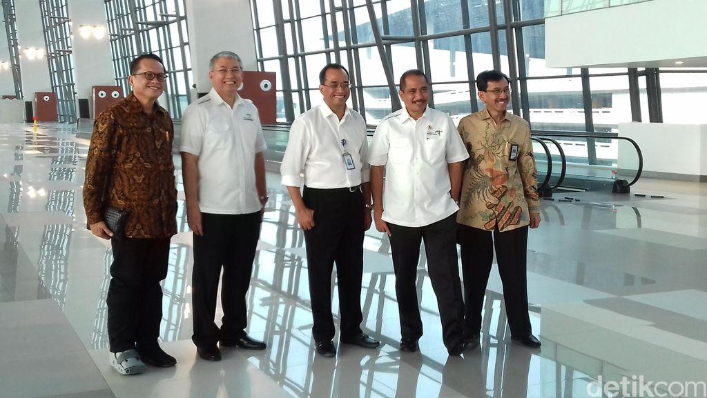 Terminal 3 Ultimate Diharap Sumbang 2,5 Juta Wisman Dalam 2 Tahun