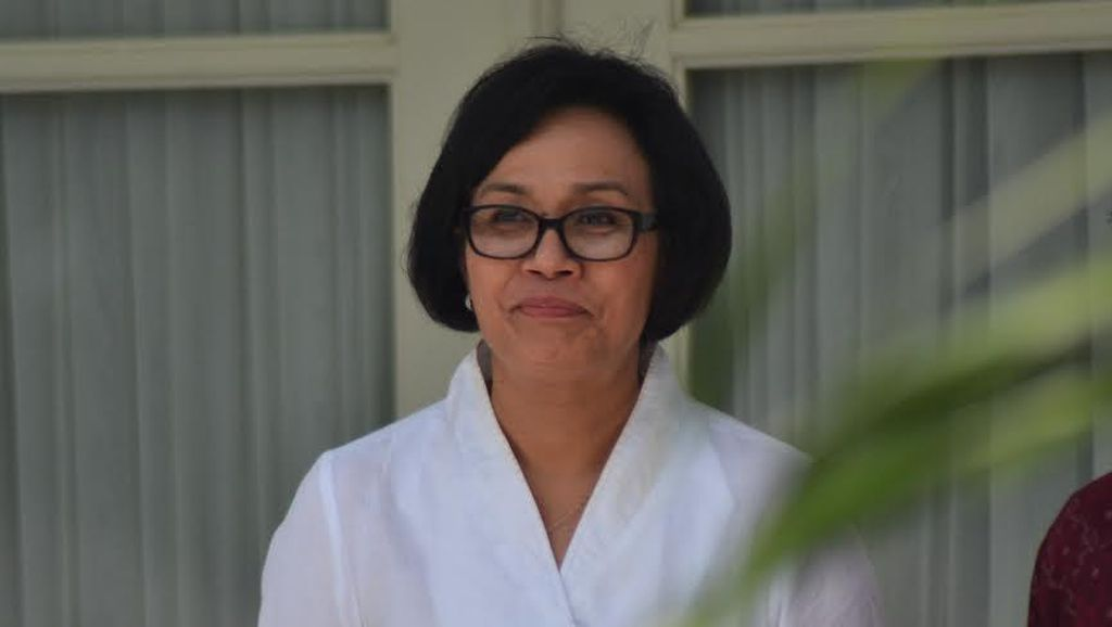 Surat Presiden Bank Dunia Soal Sri Mulyani 'Pulang Kampung'