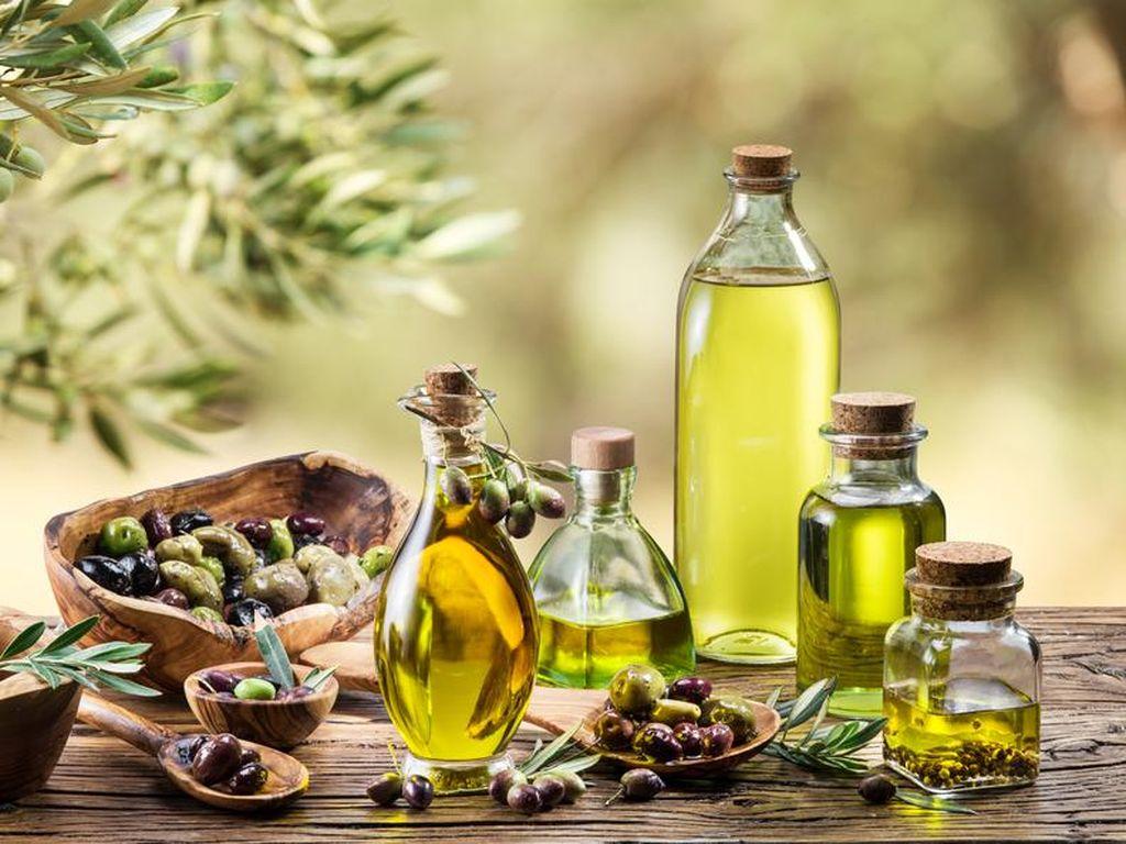 Ingat, Olive Oil Sebaiknya Tak Dipanaskan Agar Nutrisinya Tak Rusak