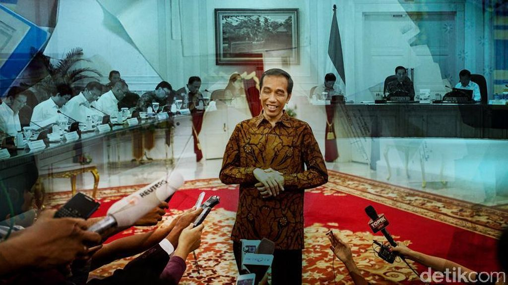 Jokowi: Kabinet Baru Segera Diumumkan, Dukungan Rakyat Sangat Penting