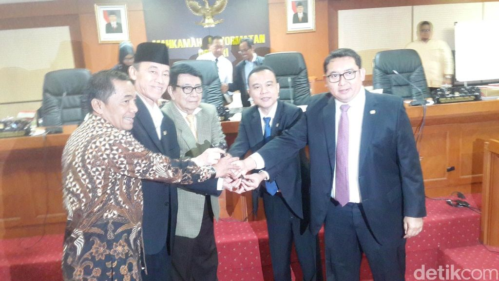 Cerita di Balik 'Kudeta' Kursi PKS di Pimpinan MKD