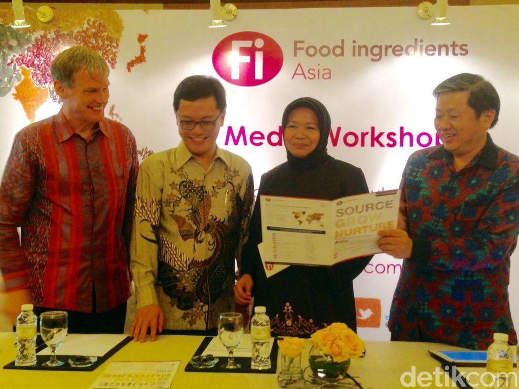 Tahun Ini 40 Negara Akan Ikut 'Food Ingredients Asia' yang Digelar di Jakarta