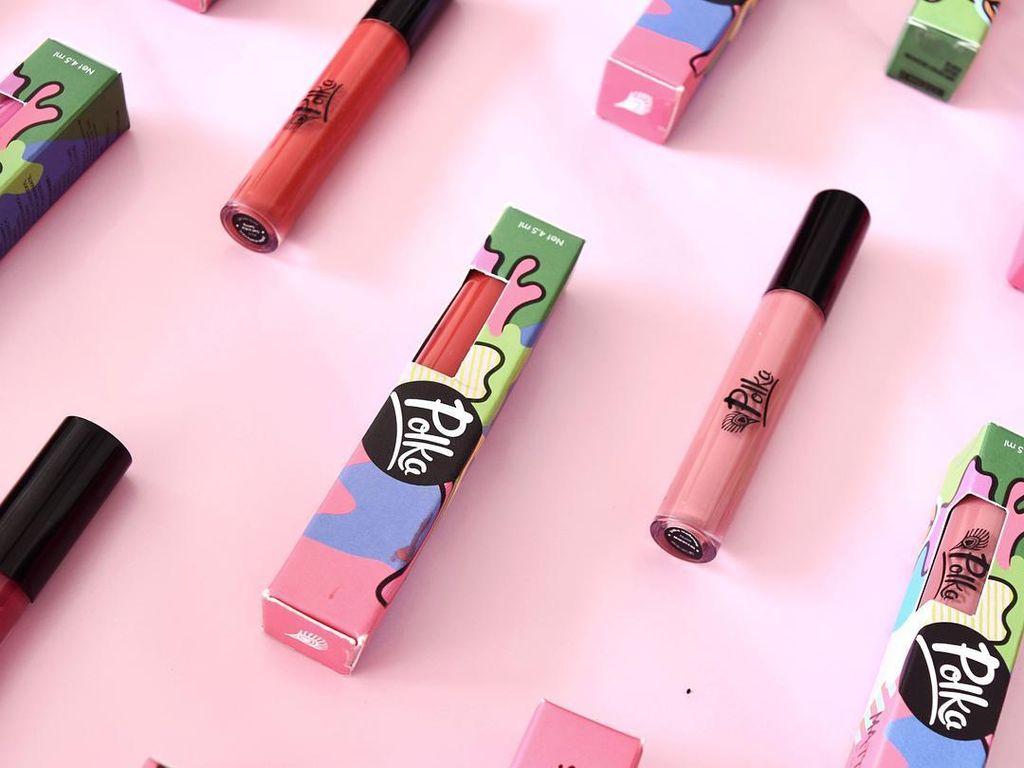 6 Pilihan Lipstik Matte dari Brand Kosmetik Lokal