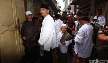 Sjafrie Sjamsoeddin Blusukan ke Kampung Pulo