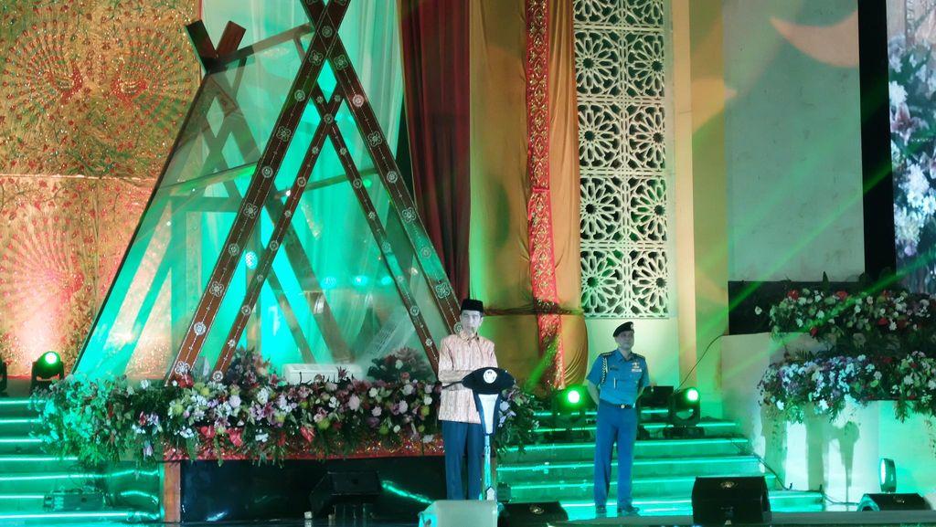 Jokowi: Saya Sudah Teken Perpres Pendirian Universitas Islam Internasional