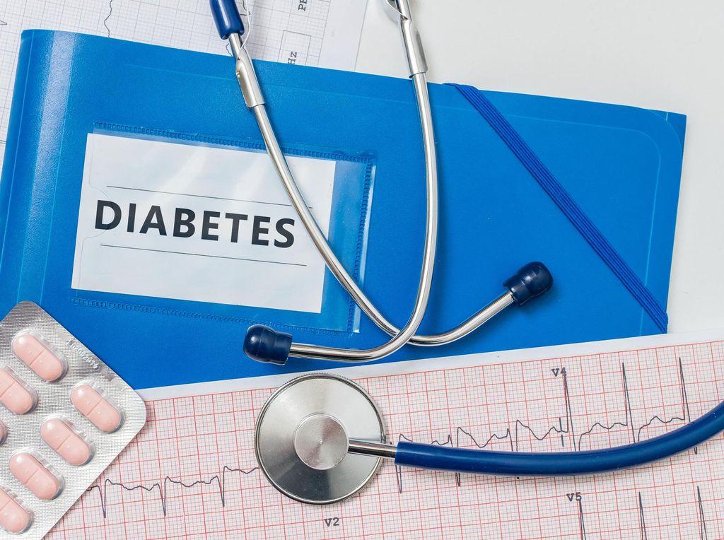 Ingat, Agar Gula Darah Terkontrol Tak Cukup Hanya Patuh Minum Obat