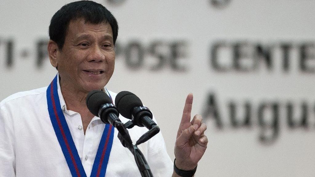 Sandera Filipina Dipenggal, Duterte Perintahkan Hancurkan Abu Sayyaf