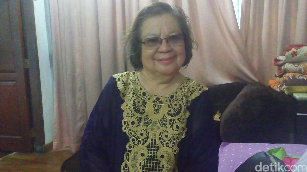 Berpikir Positif Jadi Senjata Nenek Ros Lawan Kanker