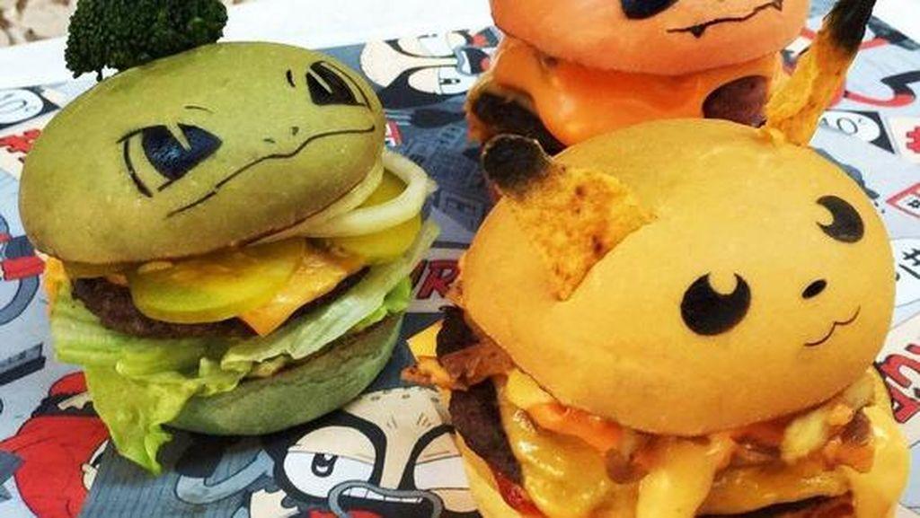 Kuliner Hipster di Sydney: Burger Pokemon