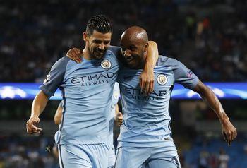 City ke Fase Grup Liga Champions