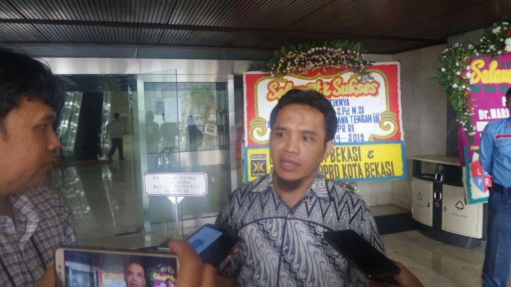 Napi Terorisme Ali Imron Ikut Rapat dengan Pansus Terorisme di DPR