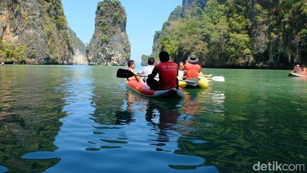 Bisa Dicontoh! Satu Lagi Cara Thailand Jaga Wisata Alam Mereka
